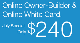 Online owner builder free registration
